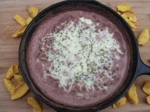 Black Bean Queso Dip